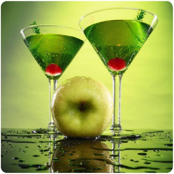 Green Apple Star, Aroma