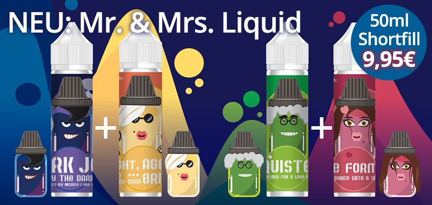 Mister and Misses Liquid