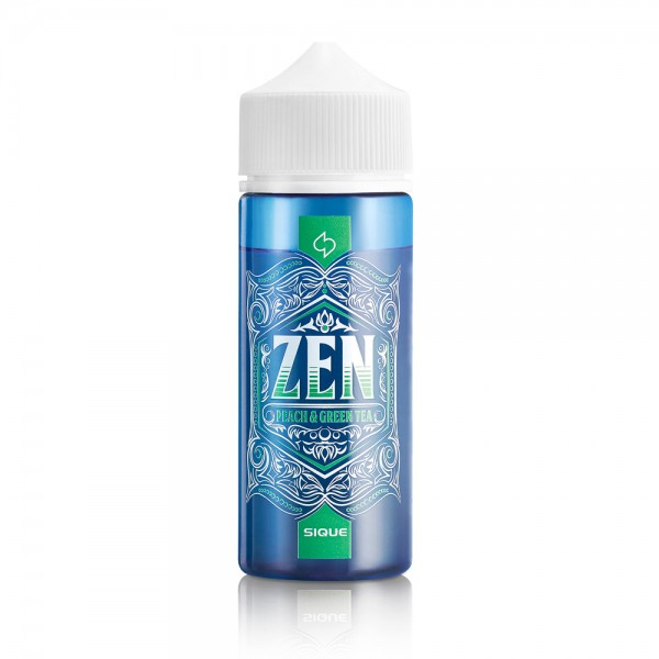 Sique Zen, Shake & Vape Liquid, 100ml