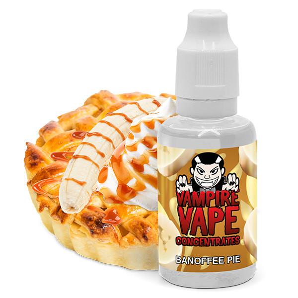 Banoffee Pie, Aroma