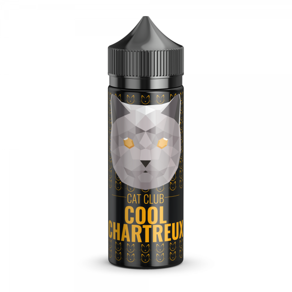 Cat Club Cool Chartreux Shake and Vape Aroma