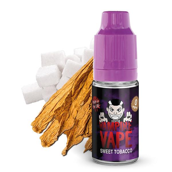 Vampire Vape - Sweet Tobacco, Liquid, 10ml