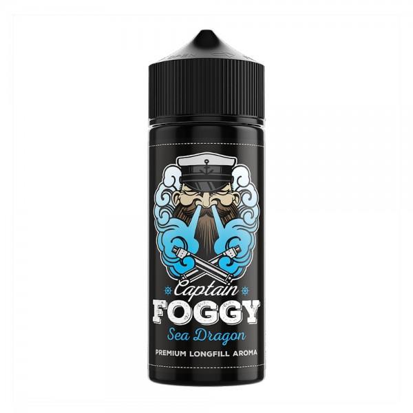 Captain Foggy - Sea Dragon, Shake & Vape Aroma, 10ml