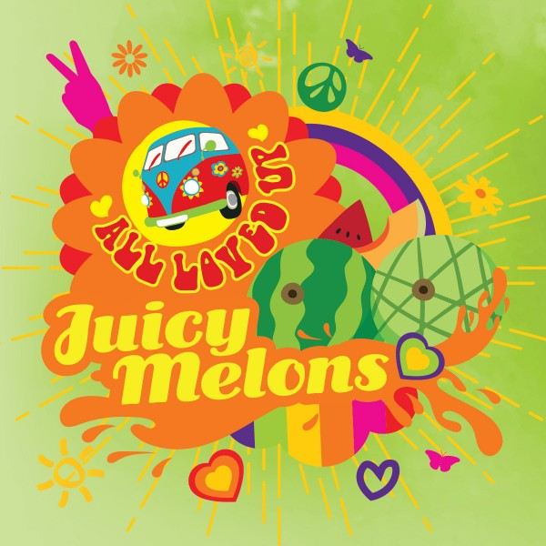 Juicy Melons, Aroma